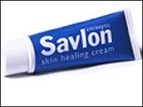 Savlon tube