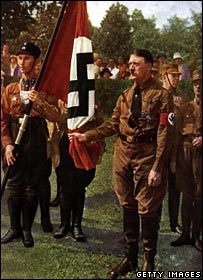 Hitler in 1929