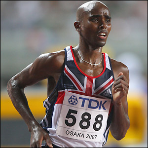 Mo Farah makes it into Sunday's final