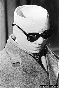 Invisible Man from the TV series
