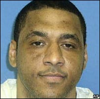 Kenneth Foster This photo provided by the Texas Department of Criminal Justice
