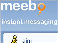 meebo.com website