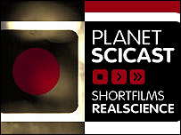 Planet SciCast website