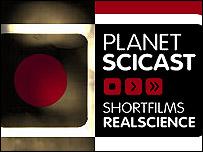Planet SciCast website