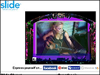 Slide.com website