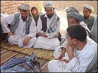 Returned Afghan refugees in Pakistan