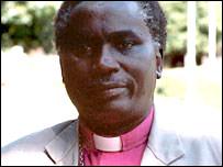 Kenya's Archbishop, Dr Benjamin Nzimbi