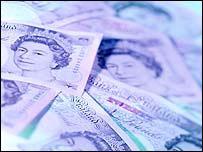 UK currency, Eyewire