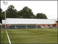 TNS' Park Hall ground (picture: TNS)