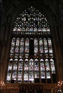 York Minster's Great East Window