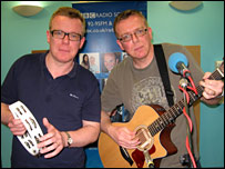 The Proclaimers in Aberdeen