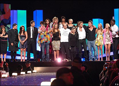 Big Brother 8 housemates