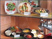 Restaurante en Osaka