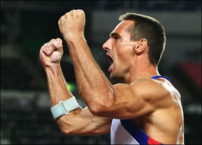 BBC SPORT | Athletics | World Athletics day eight photos