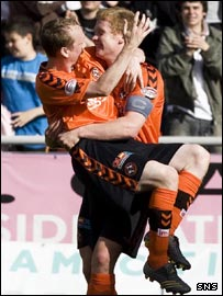 Barry Robson and Willo Flood