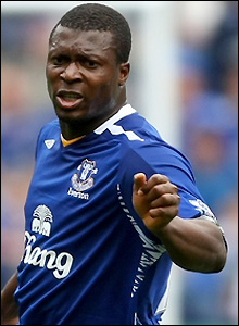 Yakubu scores in the 11th minute