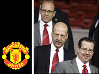The Glazers say they are not interested in selling the club