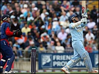 Sourav Ganguly hits out