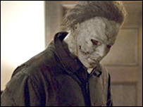 Tyler Mane in Rob Zombie's Halloween