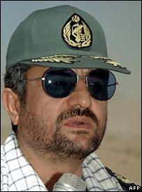 Gen Mohammad Ali Jafari (archive)