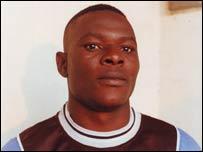El zambiano Chaswe Nsofwa