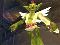 Goblin cupid, Blizzard