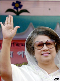 Khaleda Zia (file photo)