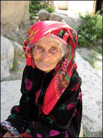 Бабушка Ширин