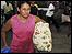 Evacuación en Puerto Cabezas, Nicaragua