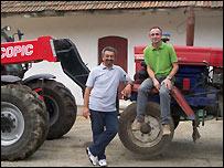 Foreign farmers