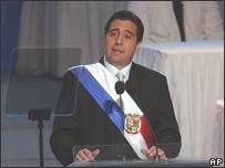Martín Torrijos.