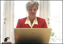 Anne Glover, Chief Executive, Amadeus Capital Partners