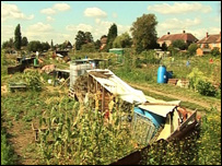 Allotment