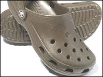 Generic picture of Crocs-style shoes
