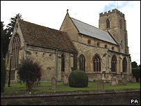 St Mary and St Michael Church in Trumpington
