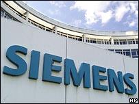 Логотип Siemens