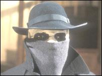 El hombre invisible.