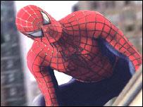El Hombre Araña.