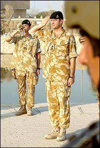 Lt Col Patrick Sanders [Pic: MoD]