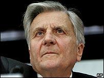 Jean-Claude Trichet, ECB president
