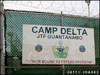 Camp Delta, Guantanamo Bay, Cuba