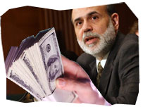 Money and the Federal Reserve Chief Ben Bernanke