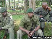 Rangers (Image: Wildlife Direct)