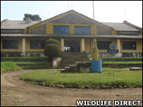 Rumangabo main station (Image: WildlifeDirect)