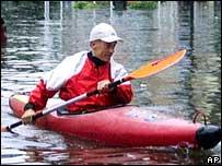 Canoeist - generic