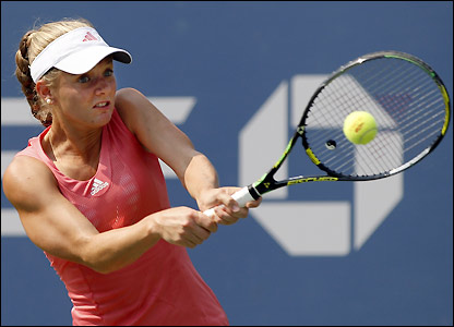 Anna Chakvetadze starts well in New York