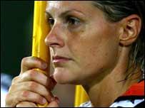 England striker Kelly Smith