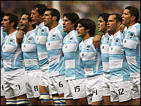 Argentina beat France 17-12 in the World Cup opener in Paris