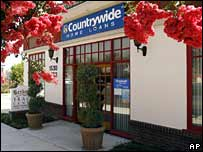 Countrywide office in Los Angeles