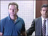 Gerry McCann (left)